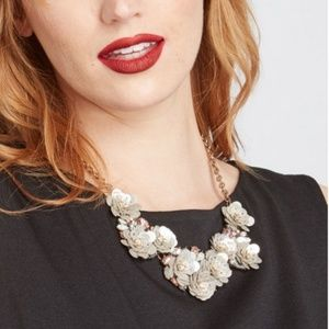 Modcloth | Beaded Sequin Necklace